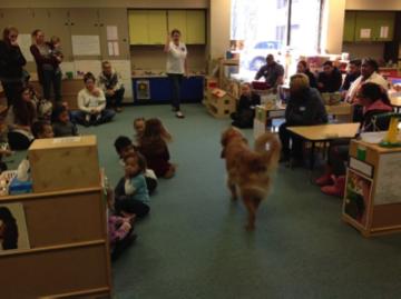 Head Start of Lehigh Valley's Classroom in Harry S Truman