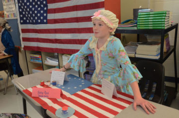 Famous Americans Living Wax Museum