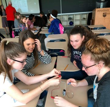 pic Women in STEM Education (W.I.S.E. Up) Day