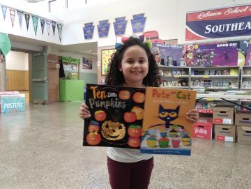 student reader Lebanon SD